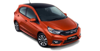 Harga All New Honda Brio Magelang